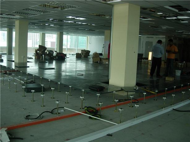 Server Room Floor : Data center raised floor manufacturer exporter we